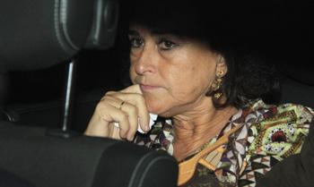 Carmen Tello, horas antes del fallecimiento de la Duquesa de Alba