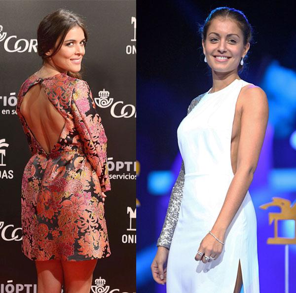 Adriana Ugarte e Hiba Abouk, ¡quién te viste y quién te ve!