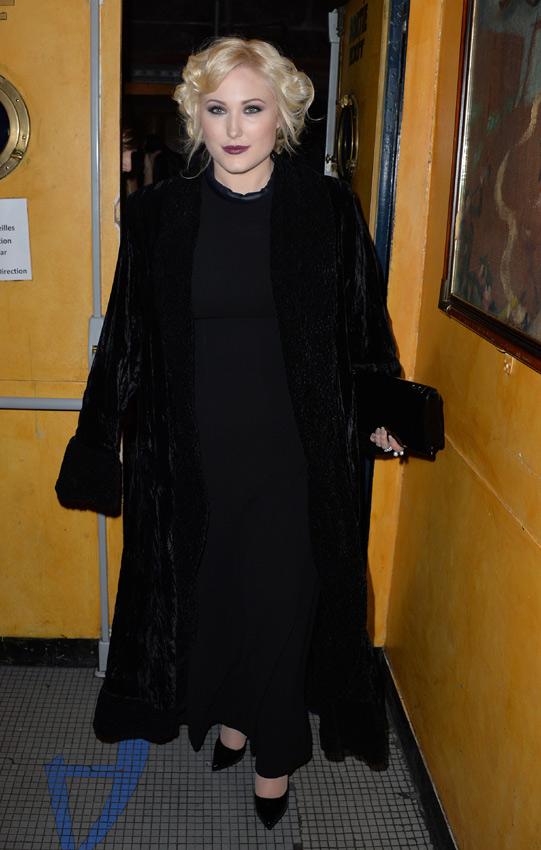Hayley, la hija de David Hasselhoff que triunfa como modelo de tallas grandes