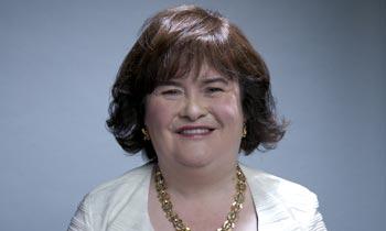¡Nunca es tarde para el amor! Susan Boyle 'ilusionada' con su primer novio a los 53 años