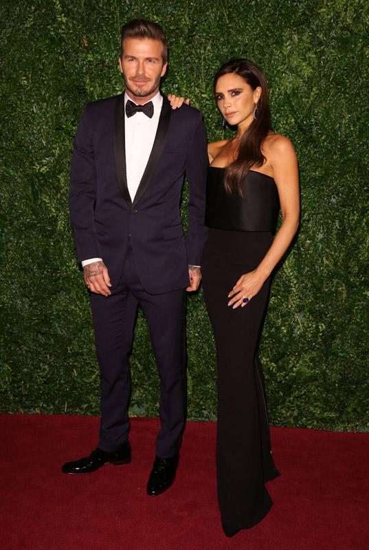 Nada detiene los planes de David y Victoria Beckham