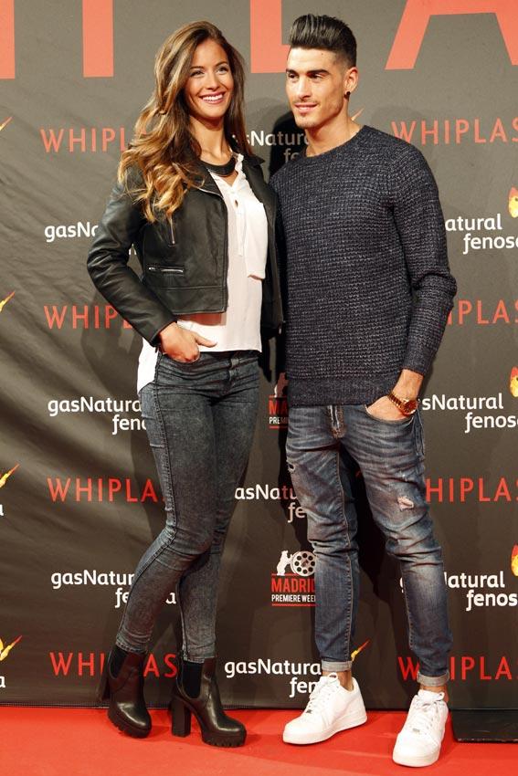 Desiré Cordero, días de cine con su novio Álvaro Ruiz antes de irse a Miss Universo