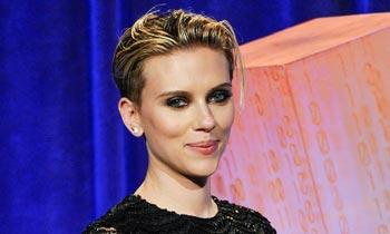 Así fue la boda secreta de la actriz Scarlett Johansson