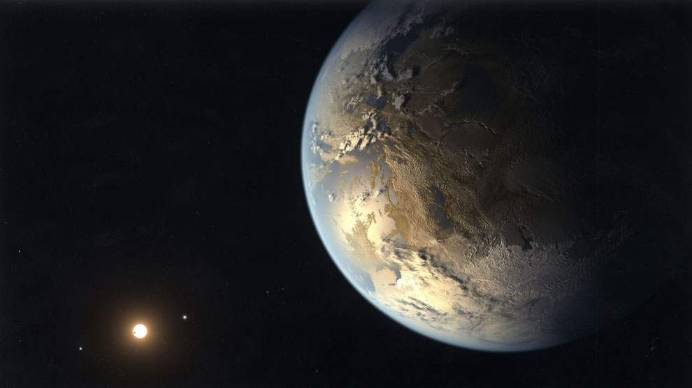 La otra Tierra