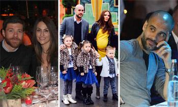 Pepe Reina, Xabi Alonso y Pep Guardiola: Desfile de españoles en una comida de empresa muy familiar