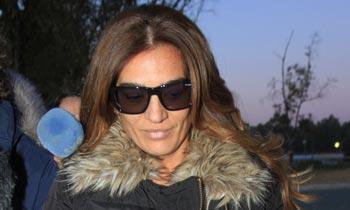 Raquel Bollo visita la cárcel de Alcalá de Guadaira: 'He venido a ver a un familiar, no a Isabel Pantoja'
