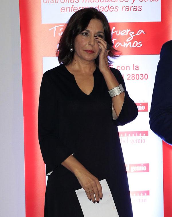 Isabel Gemio celebra el aniversario de su fundación con el apoyo de su ex pareja, Xavier Benassar