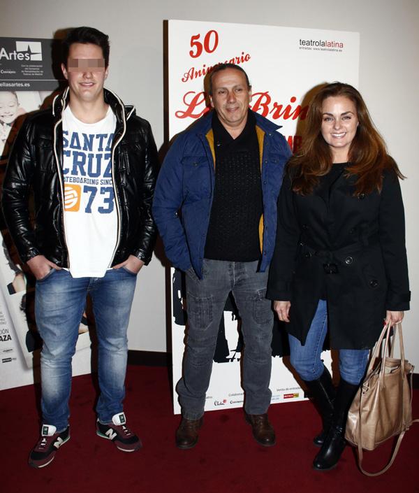 Carmen y Antonio Morales recuerdan a su padre en el concierto homenaje de Los Brincos