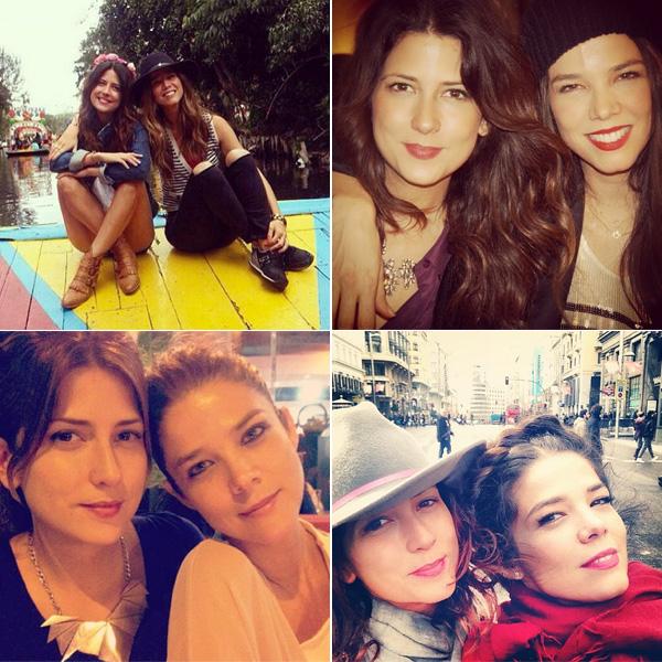 Así es Valentina Acosta, la bella hermana de Juana Acosta que también triunfa como actriz