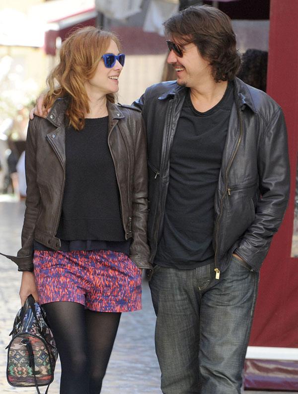 Marta Hazas, feliz junto a su verdadero 'Mateo': Javier Veiga