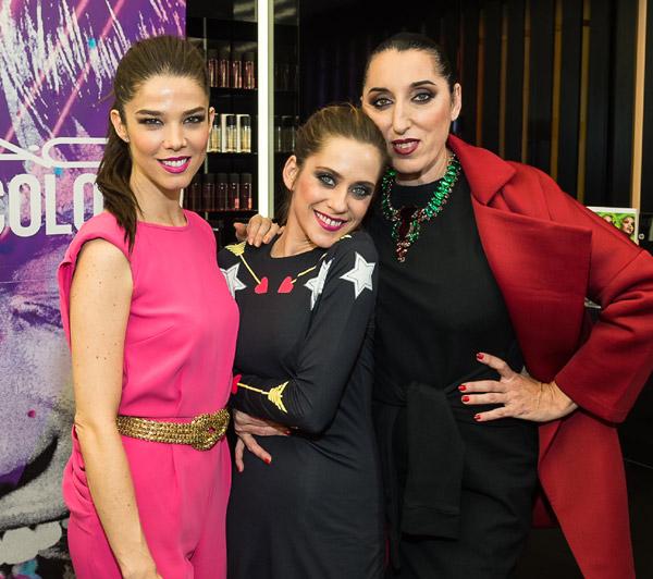 ¿Quién disfrutará de la Navidad con Juana Acosta, María León o Rossy de Palma?