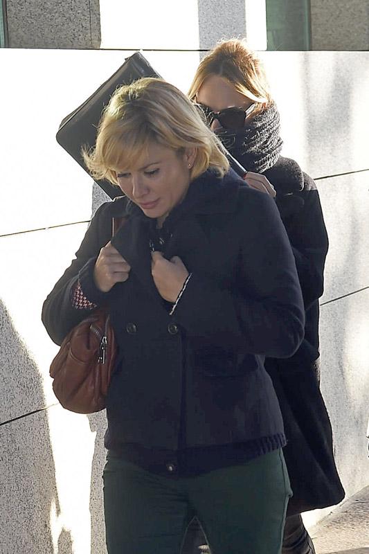 Patricia Conde y Carlos Seguí vuelven a los juzgados