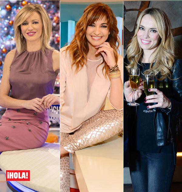 Susanna Griso, Mariló Montero y Patricia Conde se sinceran en ¡HOLA!