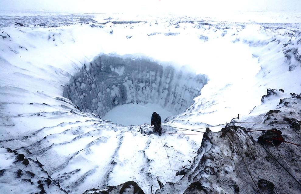 Una expedición al 'fin del mundo'
