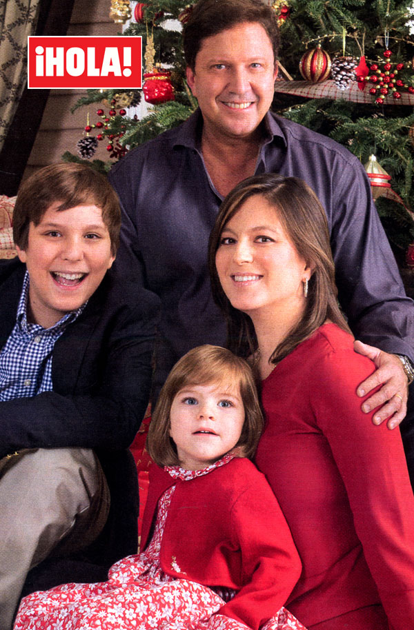 ¡HOLA! nos descubre cómo ha cambiado la pequeña Sofía, estrella de la Navidad de la familia Preysler