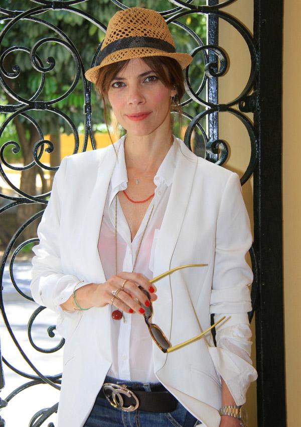Maribel Verdú estrena un año de nuevos proyectos en Argentina, su 'segunda casa'