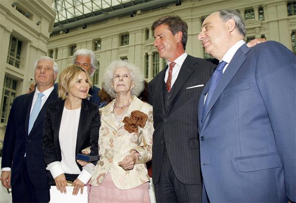 Se busca a los testigos de un testamento de la Duquesa de Alba de 1973