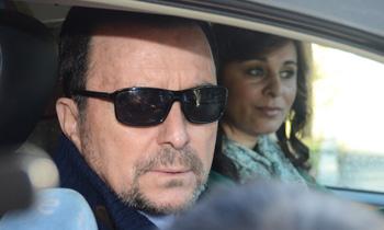 Ortega Cano regresa a Zaragoza para ingresar en prisión en menos de 24 horas