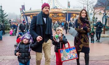 Xabi Alonso disfruta de sus vacaciones familiares en un destino 'mágico'