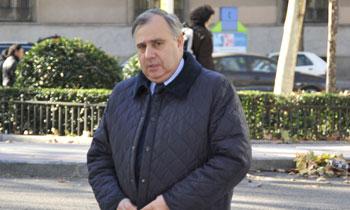 Fernando Martínez de Irujo: 'Es cierto que Alfonso Diez recibirá una pensión'