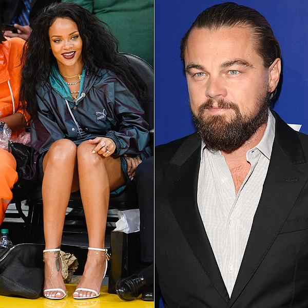 Rihanna, ¿la excepción que confirma la regla de Leonardo DiCaprio?