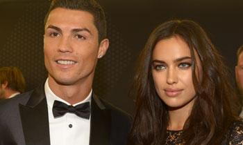Informaciones contradictorias sobre la ruptura de Cristiano Ronaldo e Irina Shayk