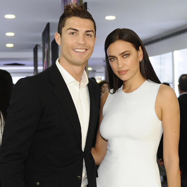 Cristiano Ronaldo confirma su ruptura con Irina Shayk: 'Era lo mejor para ambos'