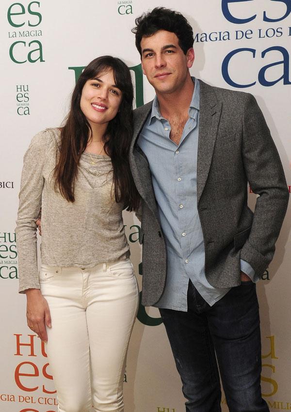 Adriana Ugarte y Mario Casas finalizan el rodaje de la película que les trajo de nuevo el amor