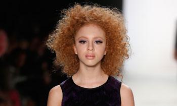 Con solo 14 años la hija de Boris Becker debuta como modelo en la Berlín Fashion Week