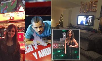 Cristina Pedroche y David Muñoz, crónica de un romance anunciado en ¡HOLA! y en las redes sociales