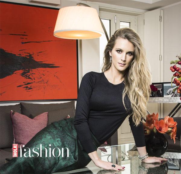 Astrid Klisans, en ¡HOLA! Fashion: 'Recientemente pasé por uno de los episodios más dolorosos de mi vida'