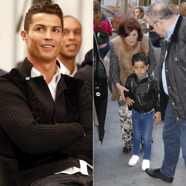Te contamos en primicia cómo sorprendió Cristiano Ronaldo a un niño en pleno centro de Madrid