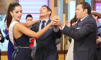Paulina Vega, nueva Miss Universo, estrena reinado bailando una cumbia