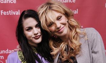 La reconciliación pública de Courtney Love y su hija Frances tras cinco años distanciadas