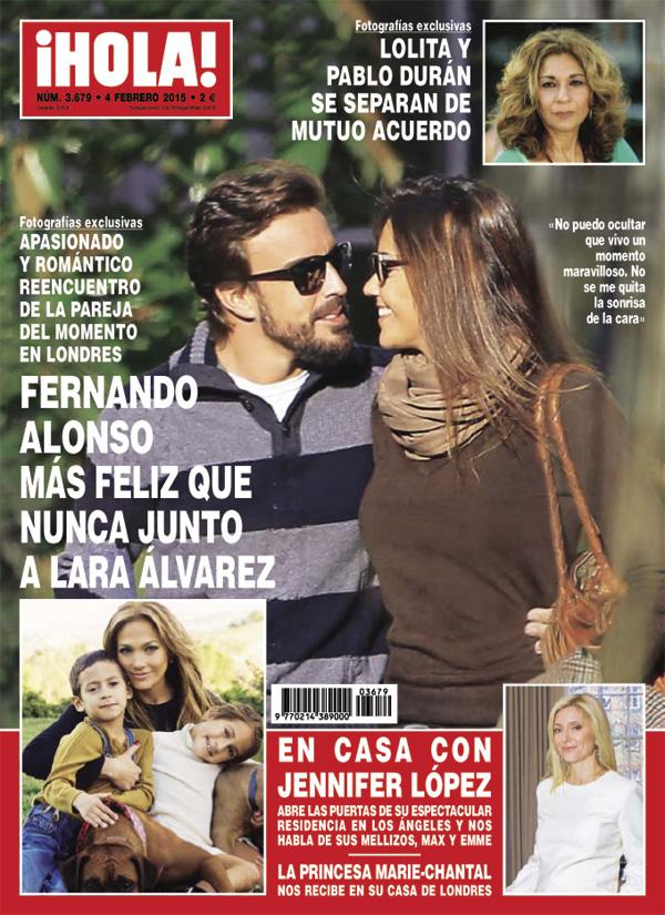 En ¡HOLA!, el práctico secreto de Jennifer López: su hijo Max tiene un 'manny'… ¿y eso qué es?