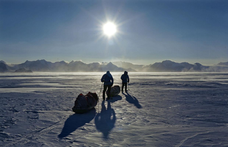 El viaje polar más largo de la historia