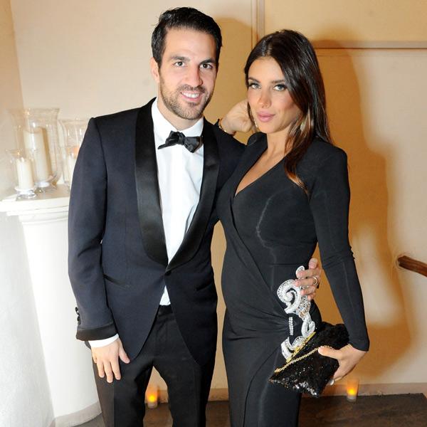 ¿Qué hacían Cesc Fábregas y Daniella Semaan con el príncipe Carlos de Inglaterra?