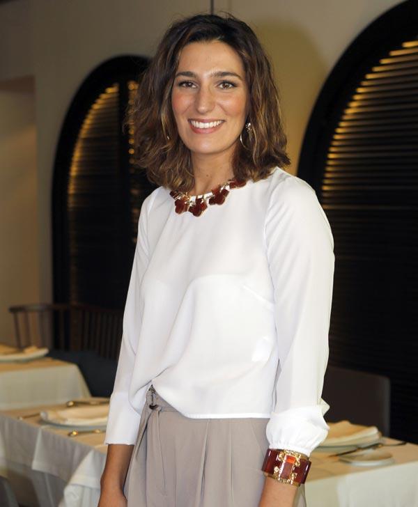 Eugenia Ortiz y su nueva pasión por la repostería