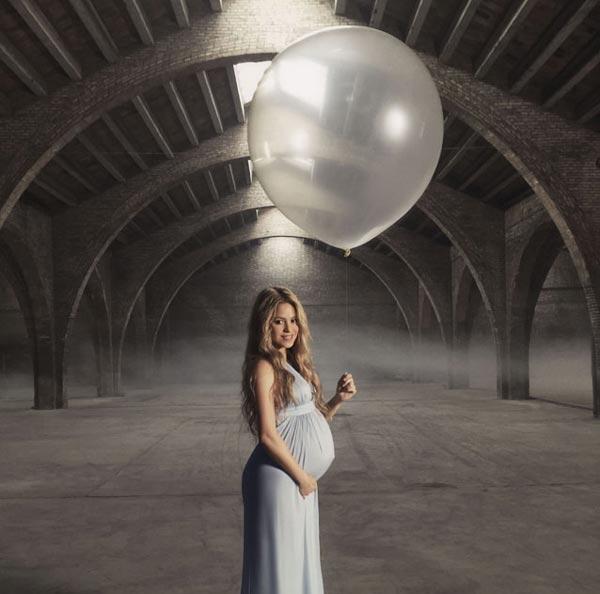 El tierno mensaje de Shakira a su hijo Sasha antes de nacer