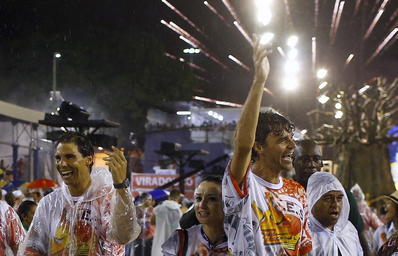Magia, imaginación, fantasía y ¡mucho baile!... arranca el carnaval de Río de Janeiro