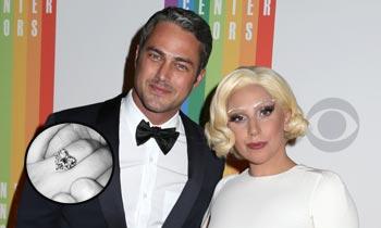 ¿Te imaginas cómo será su vestido? Lady Gaga se va a casar con el actor Taylor Kinney