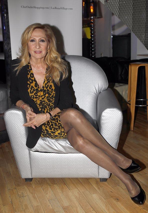 Rosa Benito se atreve con la música: 'Es algo que jamás imaginé que iba a hacer'
