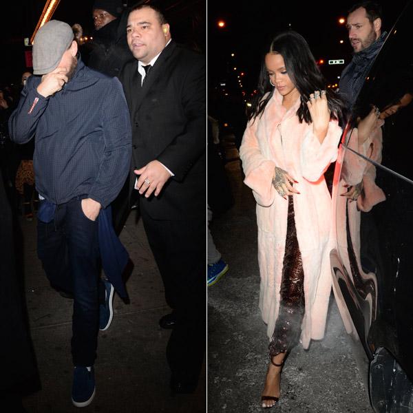 Leonardo DiCaprio y Rihanna, unos rumores que se repiten cada fin de semana
