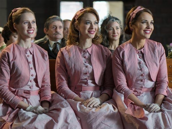 'Velvet' bate su récord histórico de audiencia casando a dos de sus protagonistas en el final de temporada