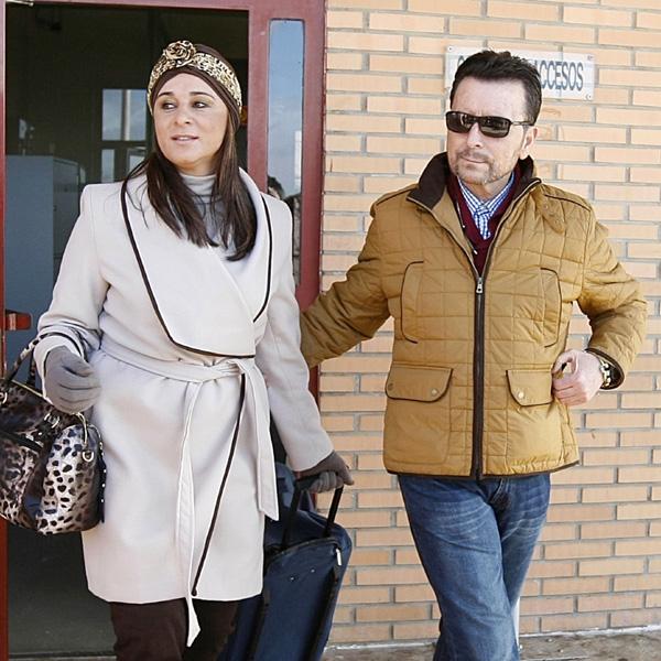 José Ortega Cano disfruta por segunda vez de un permiso carcelario