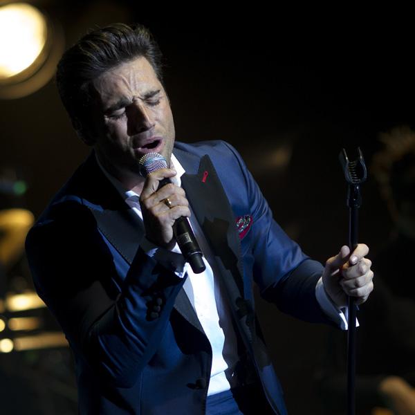 David Bustamante cancela dos conciertos en menos de 24 horas