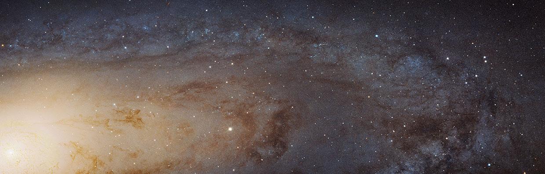 La mayor fotografía tomada por la NASA