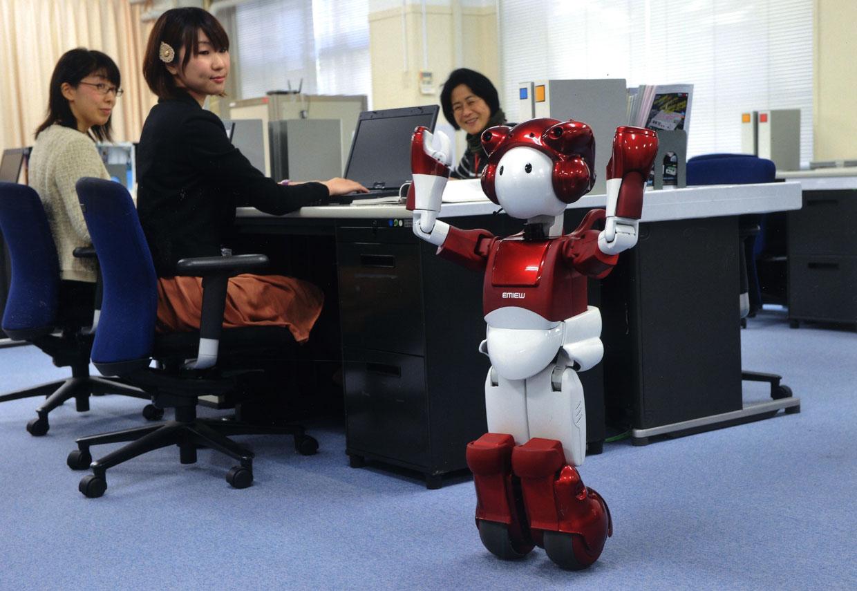 Los robots del futuro... ¡ya están aquí!