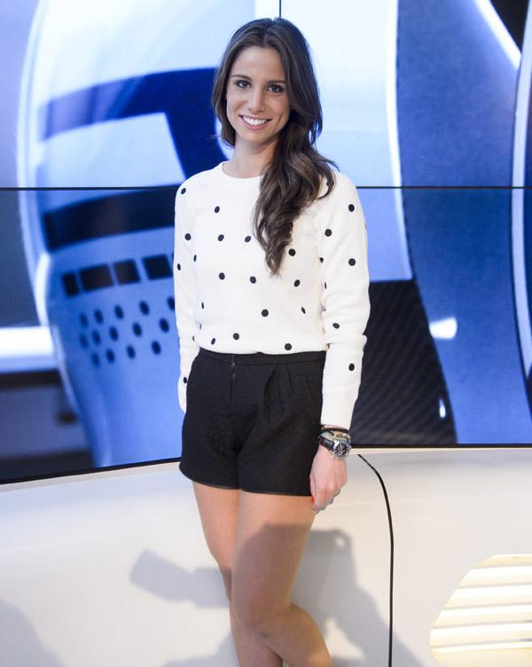 Lucía Villalón, la 'no novia' de Cristiano Ronaldo, habla por primera vez sobre el futbolista