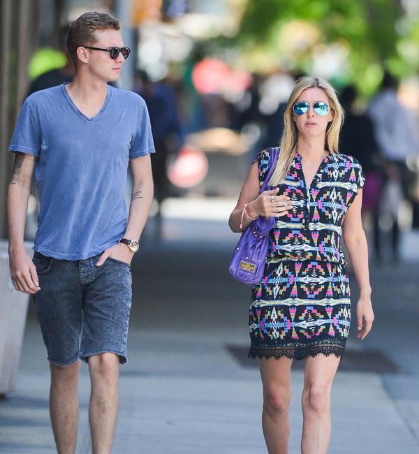 Conrad, hermano de Paris Hilton, ¿tras los pasos de su polémica hermana?